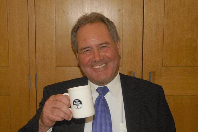 Conservative MP Bob Blackman